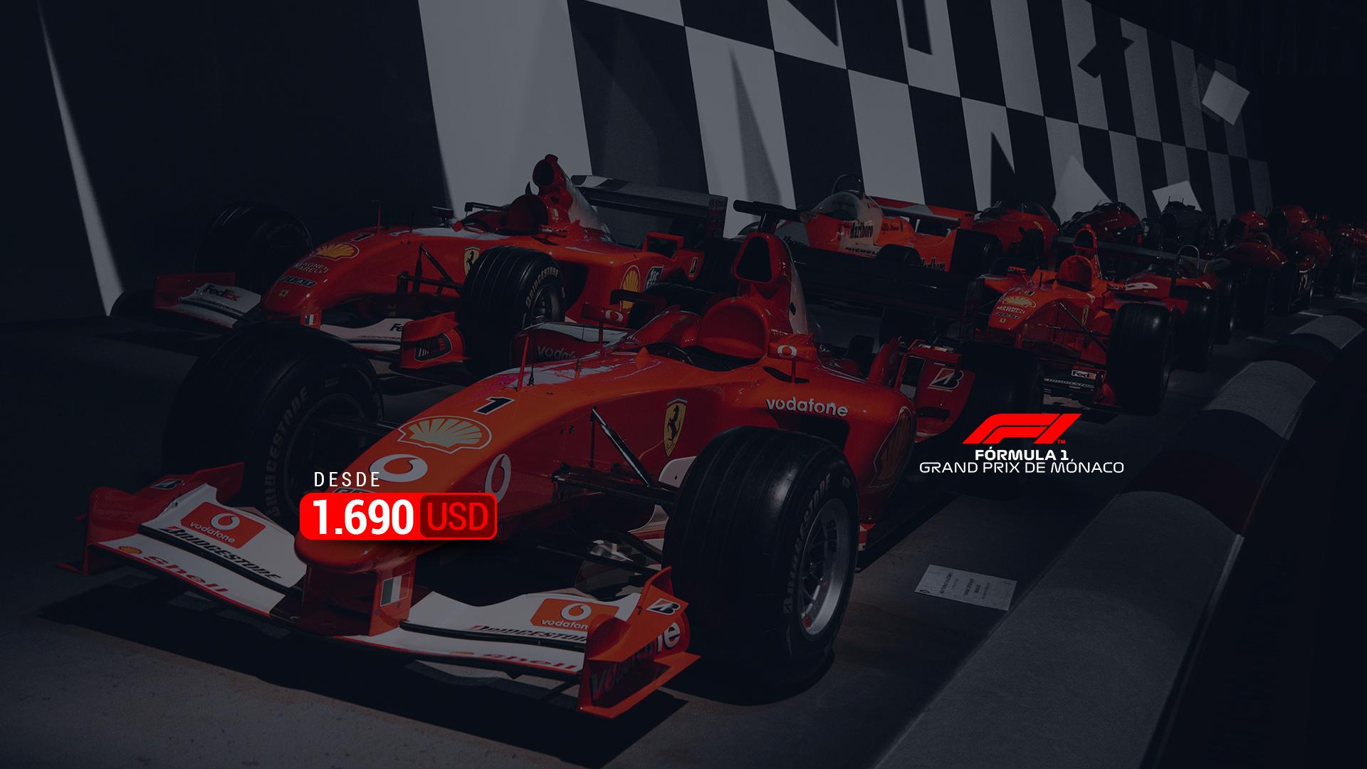 Fórmula 1 Grand Prix de Mónaco
