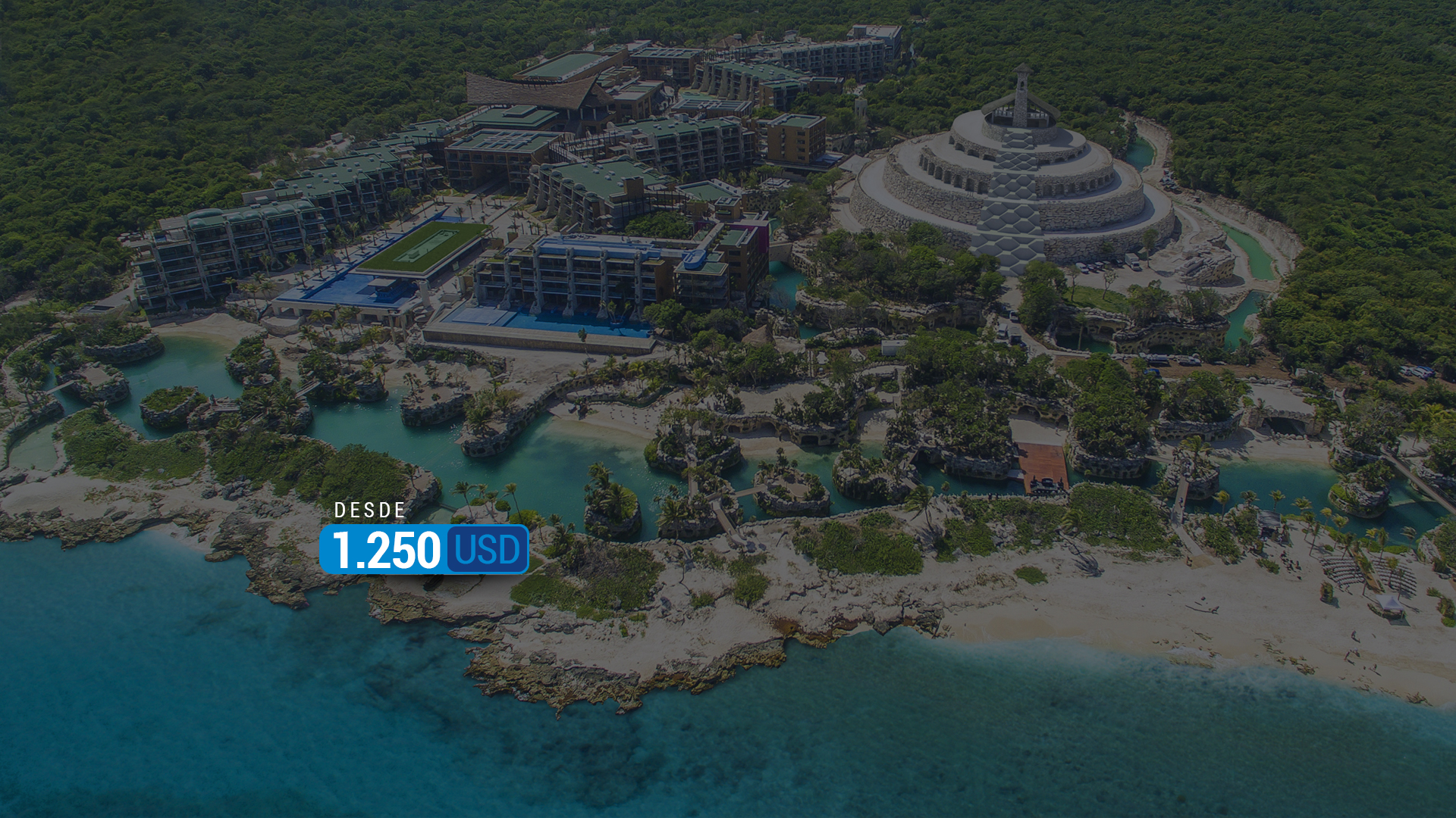 Hotel Xcaret Riviera Maya